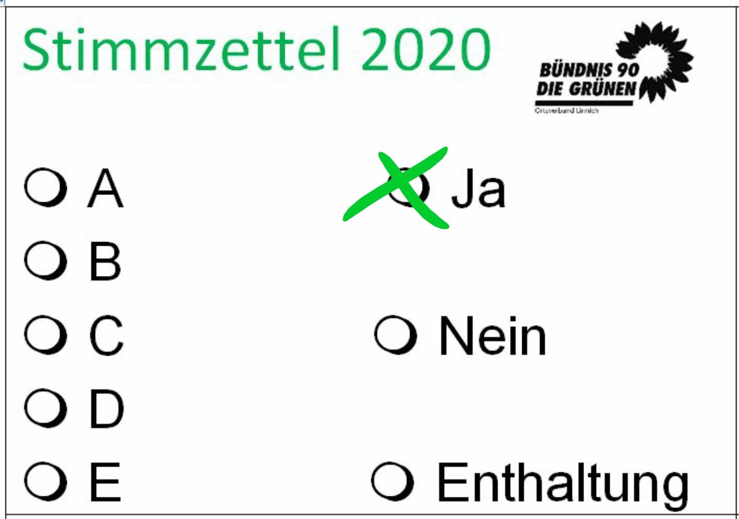 Kandidaten für die Kommunalwahl gewählt